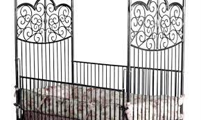 Bratt Decor Crib Craigslist by Cribs Iron Crib Cool Iron Crib Daybed U201a Shining Iron Crib Bratt