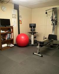 small home gym nice home gym with plenty of free weight equipment