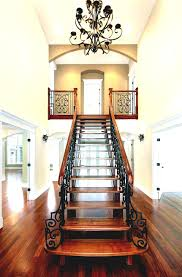 45 custom luxury foyer interior designs grand double staircase