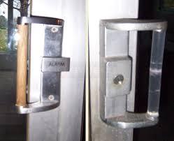 Patio Door Handle With Lock Sliding Patio Door Handle And Lock Replacement Swisco Com