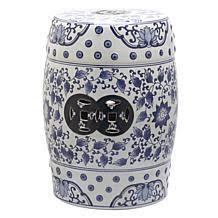 amelia tufted storage ottoman blue 6872068 hsn