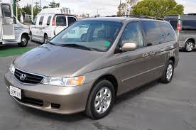 2004 honda odyssey information and photos zombiedrive