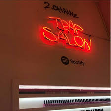 2 chainz in collaboration with spotify open the u0027trap salon