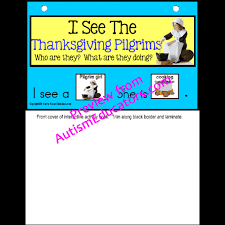 pilgrims build a sentence with pictures interactive activity book