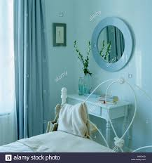 Bedroom Ideas Using Duck Egg Blue Blue Bedroom With Coodinated Colour Scheme Duck Egg Blue Walls