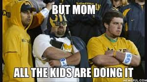Michigan Football Memes - advanced social media seelio
