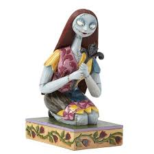 nightmare before season in bloom sally figurine