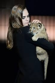 tag heuer ads cara delevingne plus baby lion for tag heuer