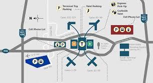 mco terminal map parking at mco orlando international airport mco