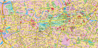 Autobahn Germany Map by City Map Of Berlin Maps Pinterest City Maps And Germany Berlin