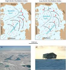 Arctic Ocean Map Chapter 45 Geophysical Exploration Of The Arctic Ocean The