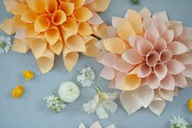 paper flowers the best paper flower tutorials hey let s make stuff