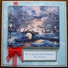 made using joanna sheen s kinkade cd cards