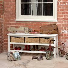 Pine Oak Furniture Hallway Shoe Storage Benches Pine Oak Solid Wood Pine Solutions