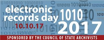 electronic records day cosa