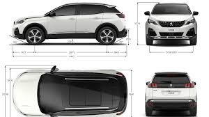 peugeot 3008 2017 2017 peugeot 3008 officially debuts as compact crossover