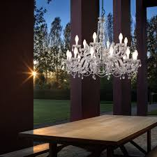 Outdoor Led Chandelier Masiero Drylight S24 Led Outdoor Chandelier