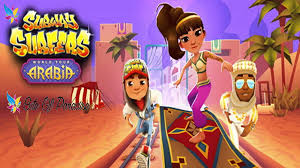 subway surfers for tablet apk subway surfers arabia apk site of paradise