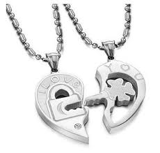 valentines necklace 52 best his and hers images on bracelets