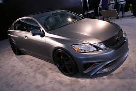 widebody lexus ls lexus gs 460 by five axis 5series net forums