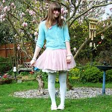 jenny cakes f u0026f mint cardigan ccc dusty pink tutu skirt new