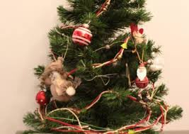 picturesque ideas how to decorate a christmas tree homey