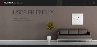 20 modern interior design u0026 furniture wordpress themes kgn