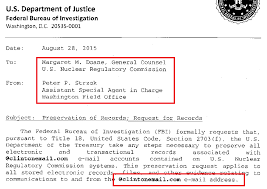 Federal Bureau Of Investigation Welcome To Fbi Fbi Quietly Dropped More Records On Friday Uranium One