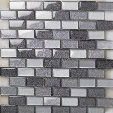 Tile Sheets - Sheet glass backsplash