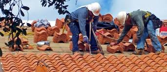 Concrete Tile Roof Repair Concrete Tile Roofing