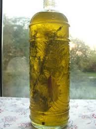 comment utiliser le romarin en cuisine huile d olive arômatisée au thym romarin laurier cuisine cagne