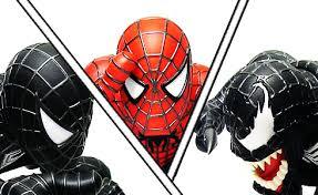 spiderman black suit spiderman costumes u0026 cosplay