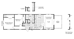 view the sunset cottage ii floor plan for a 806 sq ft palm harbor