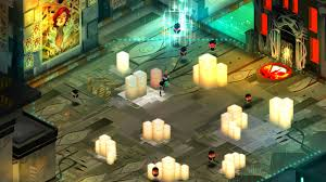 transistor playstation 4 review chalgyr u0027s game room