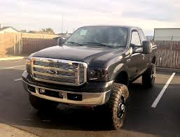2006 ford f250 parts 2006 ford f 250 sd 37 13 5 r18 lt toyo s 6 pro comp lift yelp