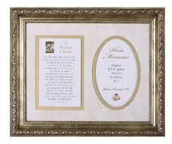 remembrance picture frame remembrance store memorial picture frames martin funeral