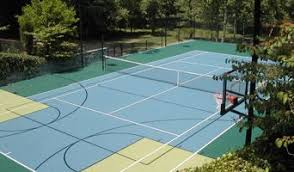 best backyard sport court installers reviews past projects