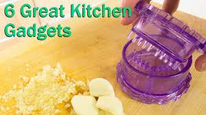 6 best kitchen gadets youtube
