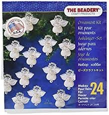 beadery beaded ornament kit 1 125 inch