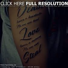 lost of a loved one quotes for tattoos best quote 2018