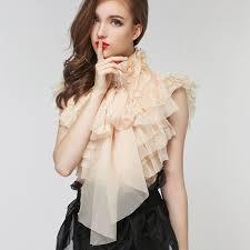 blouse ruffles s 2017 summer vintage royal