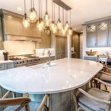 transitional rustic and elegant kitchen remodel toulmin dupont zodiaq quartz countertops