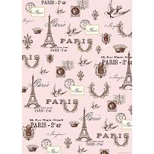 eiffel tower wrapping paper pink and eiffel tower wrapping paper s day