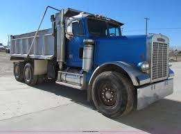1982 freightliner dump truck item g4388 sold january 30
