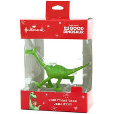 Dinosaur Christmas Tree Decorations by Amazon Com Hallmark Disney The Good Dinosaur Christmas Ornament