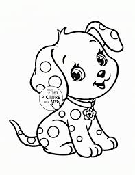 baby puppies coloring pages aecost net aecost net