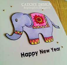 deepti stephens happy new year card 2