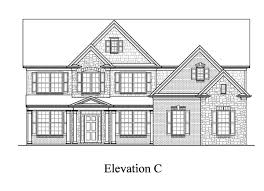 ranch house plans oak hill 30 810 associated designs kimball hill homes floor plans country home floor plans house