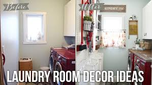 laundry room decor ideas u2013 tip tuesday the diy mommy