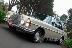 sold mercedes benz 300sel saloon auctions lot 23 shannons